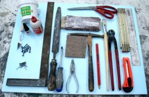 Come lavorare il Polistirolo ad alta densità: 1° parte