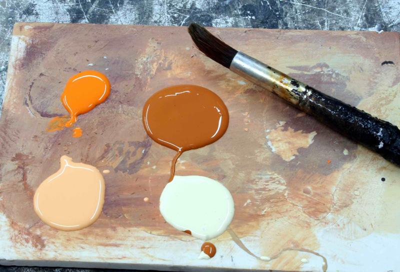 Come Dipingere Pietra E Mattoni Manorhouse Workshop