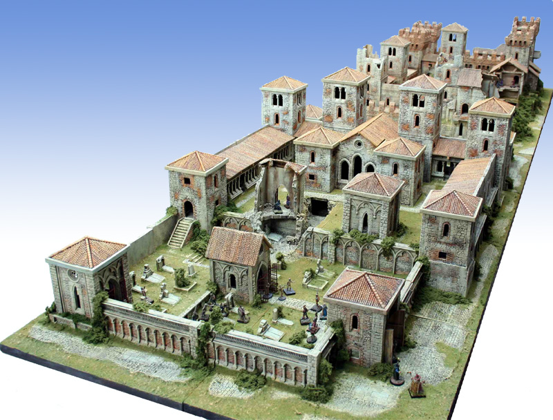 Abbey add to destroyed city