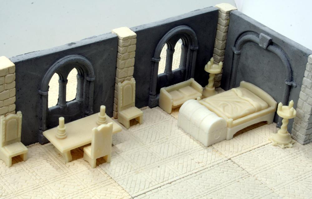 Camera da letto mobili bianchi pareti design casa for Colore pareti camera da letto mobili bianchi