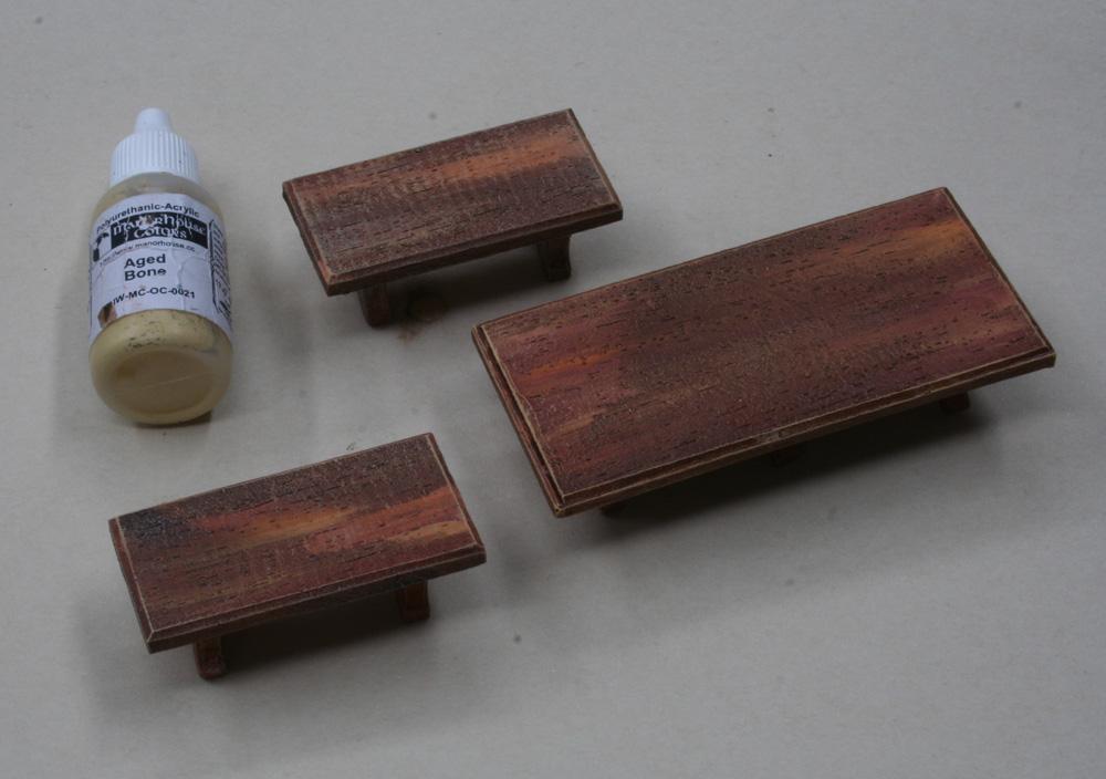 Tutorial su come realizzare leffetto legno manorhouse workshop