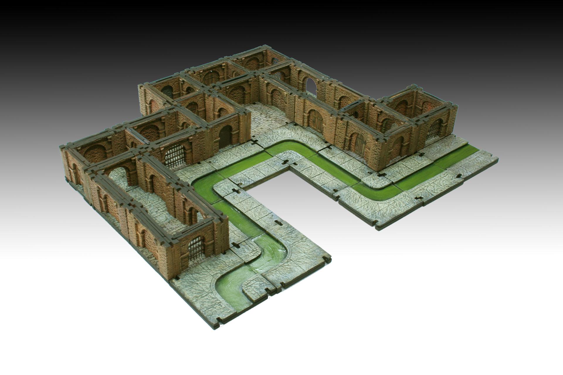Manorhouse Workshop Modular Underground Project