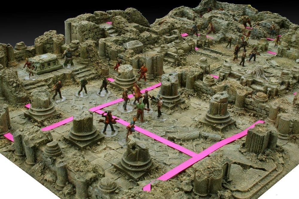 Miniwargaming Game Room